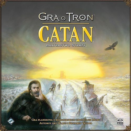 Gra catan - gra o tron marki Galakta