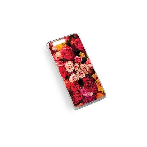 Foto Case - Huawei P10 Plus - etui na telefon Foto Case - czerwone róże, kolor czerwony