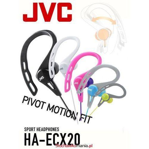 JVC HA-ECX20