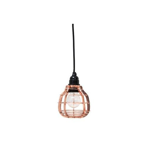 Hk Living:: Lampa LAB miedziana wisząca - miedziany