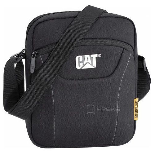 "Caterpillar tablet bag torba na ramię cat / tablet 9,7"" / black (5711013046842)"
