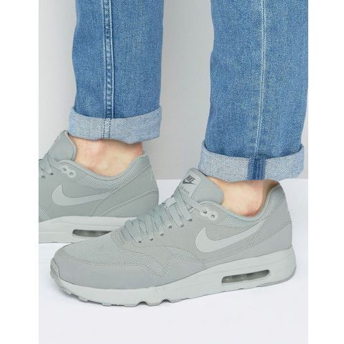 Nike  air max 1 ultra 2.0 trainers in grey 875679-001 - grey