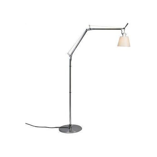 Lampa podłogowa Artemide regulowana - Artemide Tolomeo Basculante terra