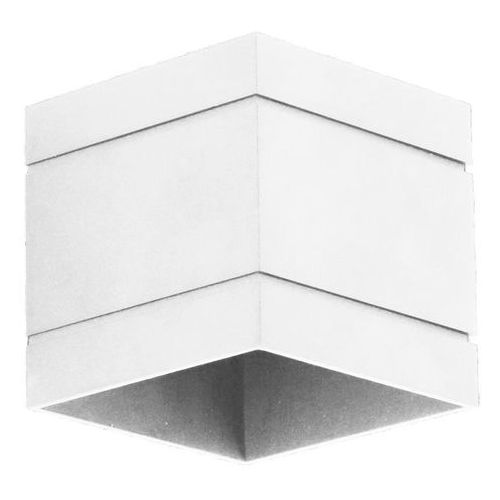 Kinkiet quado deluxe a biały marki Lampex