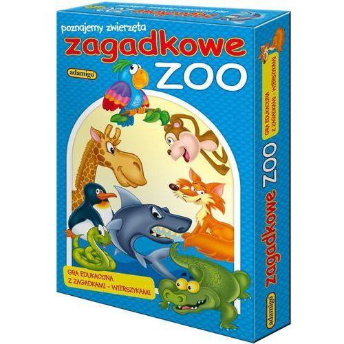ADAMIGO Gra Ukł. Zagadko we Zoo, WGADME0UD041130 (5717668)
