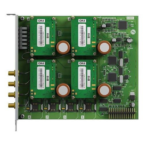 LIBRA-GSM4 Centrala telefoniczna LIBRA karta 4 wyposażeń GSM, LIBRA-GSM4