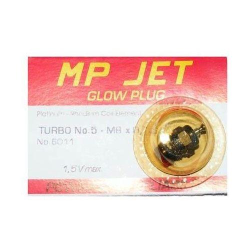 Świeca Turbo No. 5 - M8 x 0,75