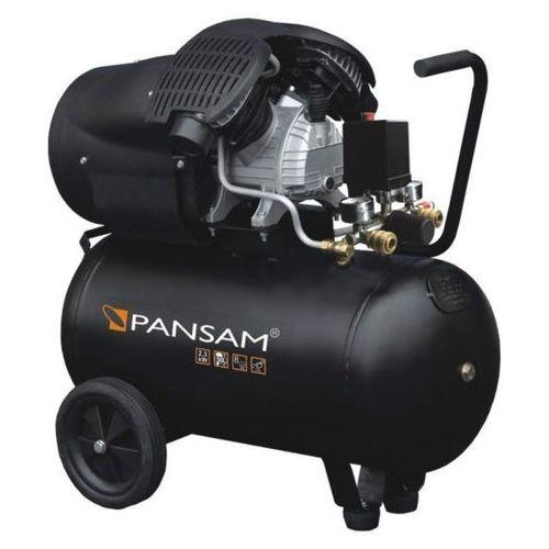 Kompresor olejowy PANSAM A077060 50 litrów + DARMOWA DOSTAWA! + Wymiatamy magazyny!