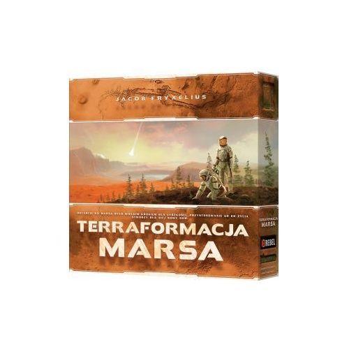 Rebel.pl Terraformacja marsa. gra planszowa