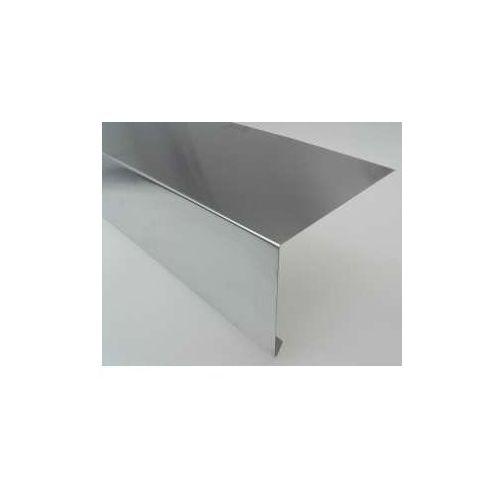Pas nadrynnowy duży na dach płaski balkon - 0012 stal nierdzewna INOX, opierzenie_0012_stal_nierdzewna