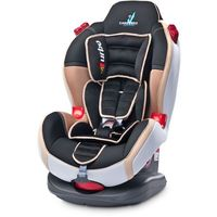 Caretero Fotelik samochodowy sport turbo cappucino + darmowy transport!