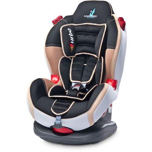 Fotelik samochodowy CARETERO Sport Turbo cappucino + DARMOWY TRANSPORT! (5902021520916)