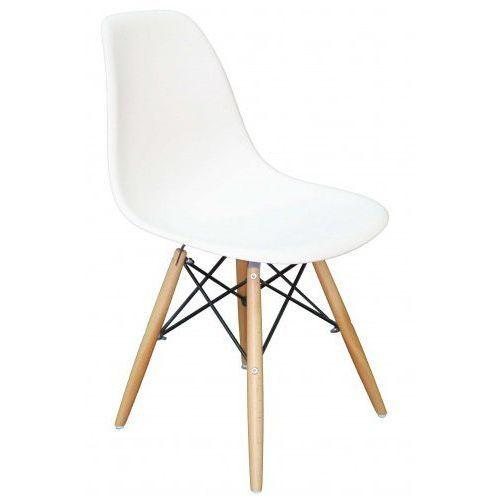 Krzeslaihokery Krzesło milano białe