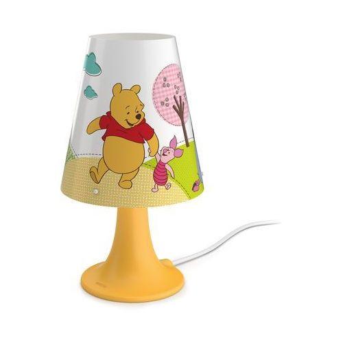 Philips  71795/34/16 - lampa stołowa dla dzieci disney winnie the pooh led/2,3w/230v