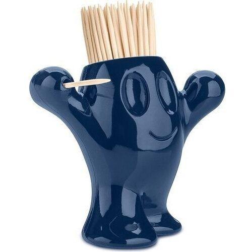 Koziol Podajnik wykałaczek pic'nix welwetowy błękit (4002942398708)