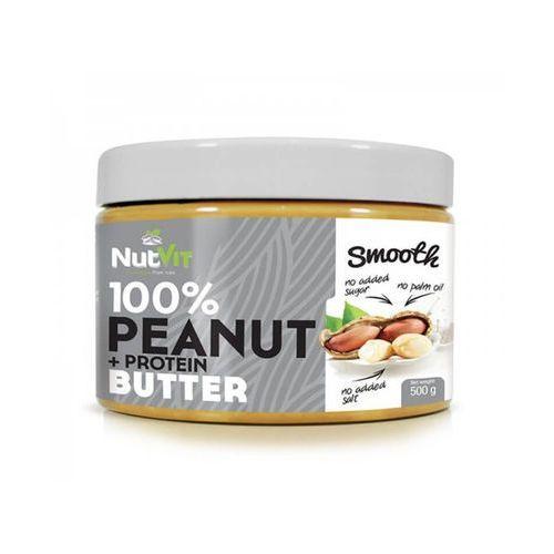 Ostrovit Nutvit peanut+protein butter 500g