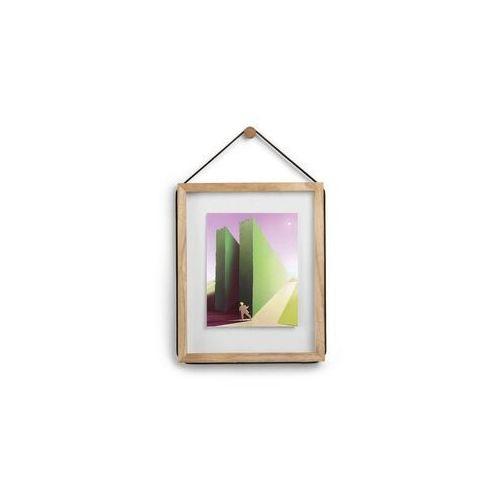 - ramka na zdjęcia corda 11 x 14 cm - jasne drewno marki Umbra