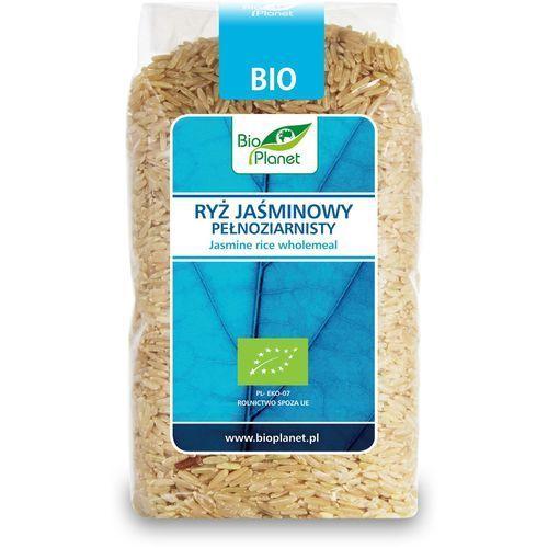 Bio Planet: ryż jaśminowy pełnoziarnisty BIO - 500 g (5907814661524)