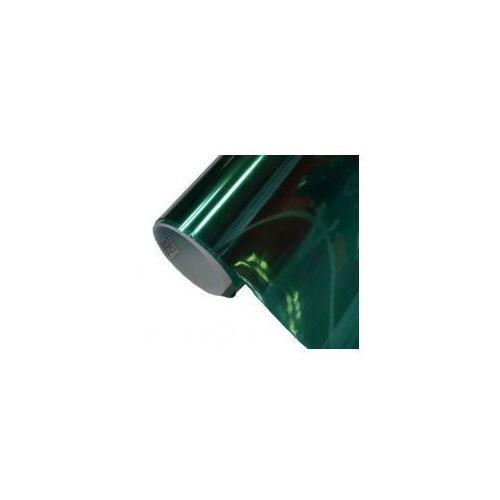 Folia okienna LUSTRO WENECKIE zielona M10 ( silver/green) szer.1,52 m