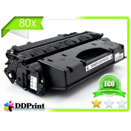 Toner 80X - CF280X do HP Pro 400 M401dn, M425dw, M425dn, - Eco 7K - Zamiennik