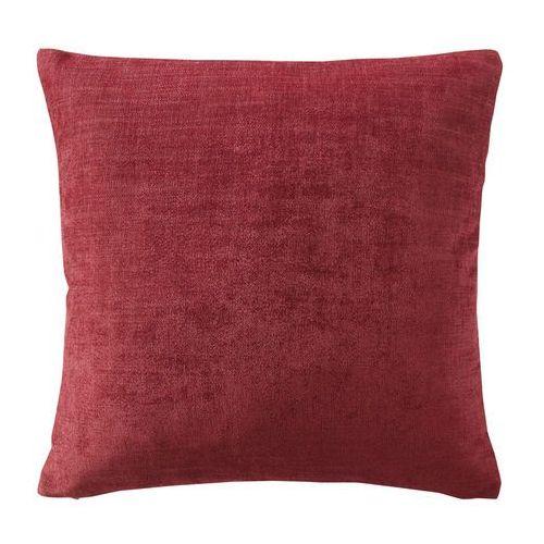 Poduszka 45 x 45 cm pahea rubinowa marki Goodhome