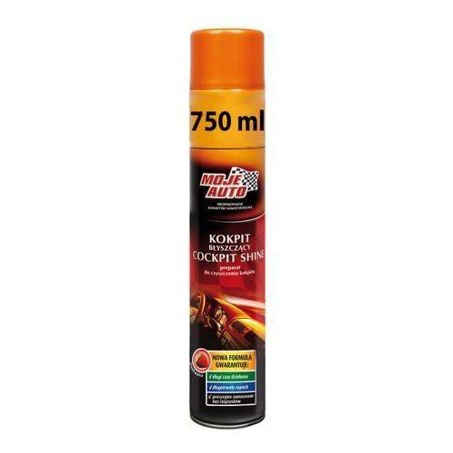 Spray kokpit błyszczący truskawka 600ml 19-107 !odbiór osobisty kraków! lub wysyłka marki Moje auto