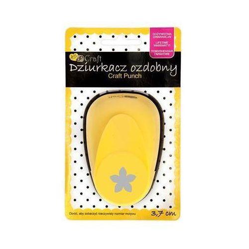 Dziurkacz ozdobny z dźwignią 3,7 cm - płatek - pła marki Dalprint