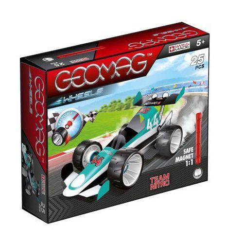 Geomag Wheels L Blue Team