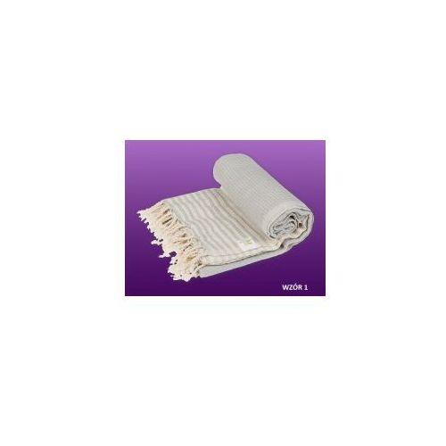 Import Sauna ręcznik hammam 100%bawełna 100/180 stripy paleta kolorów