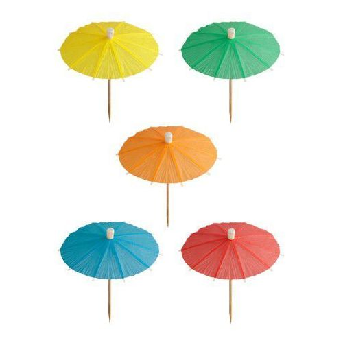Tomgast Ozdoby do drinków, parasolka 144 szt.   , ff-10062-12. Najniższe ceny, najlepsze promocje w sklepach, opinie.