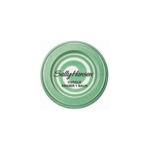 Sally hansen  salon manicure cuticle eraser + balm 8g w balsam do skórek