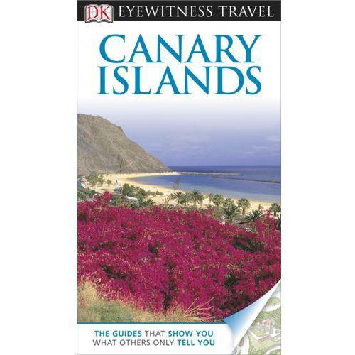 Wyspy Kanaryjskie Dorling Kinderslay Canary Islands, oprawa miękka
