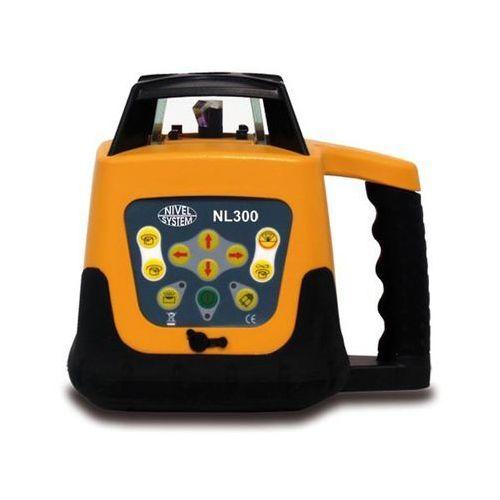 Niwelator laserowy  nl300 + statyw + łata wyprodukowany przez Nivel system