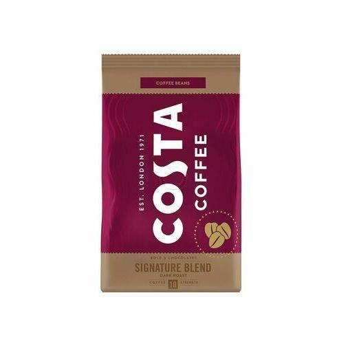 Costa coffee Kawa ziarnista signature blend dark 500g
