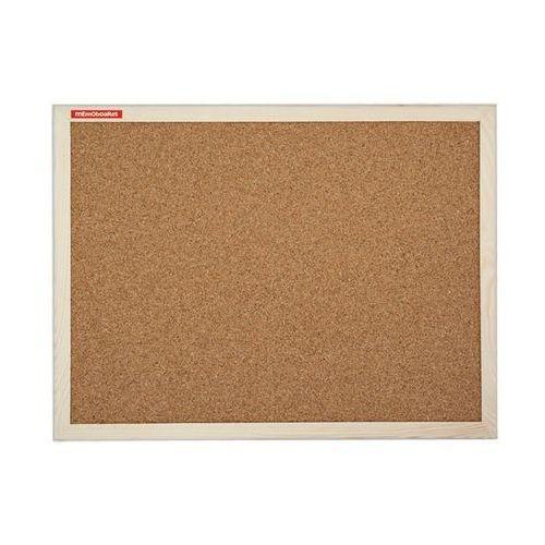 Tablica korkowa rama drewniana 60x40 cm DOM KORKOWY, DK003