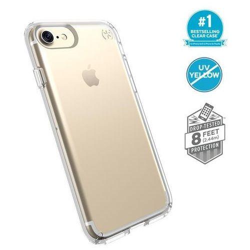 Speck Presidio Clear - Etui iPhone 8 (przezroczysty), 103110-5085.