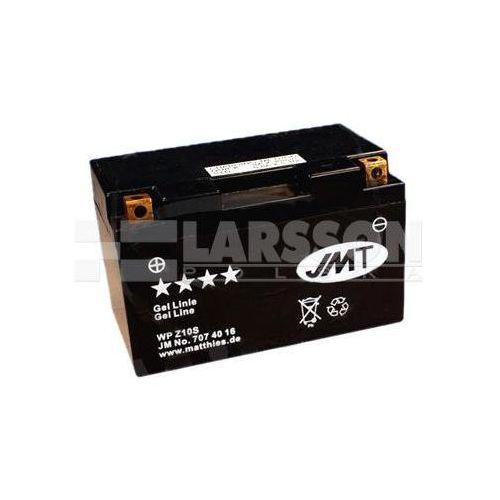 Jm technics Akumulator żelowy jmt ytz10s (wpz10s) 1100321 mv agusta f4, suzuki an 400