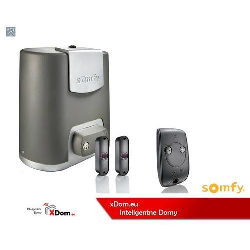Somfy Nowe elixo 500 230v standard pack (1 pilot 2-kanałowy keytis, fotokomórki)
