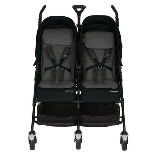 wózek podwójny dana for2 nomad black marki Maxi cosi