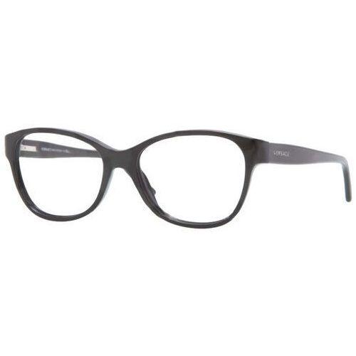 Versace VE 3188 GB1 Okulary korekcyjne + Darmowa Dostawa i Zwrot (8053672168389)