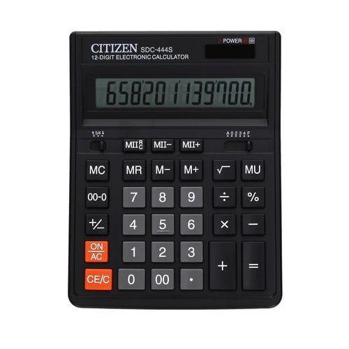 Citizen Kalkulator 12pozycyjny sdc444s