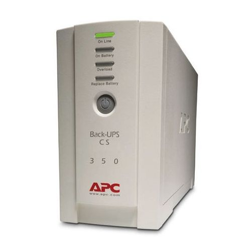 Apc back-ups cs 350va usb/serial 230v (bk350ei)