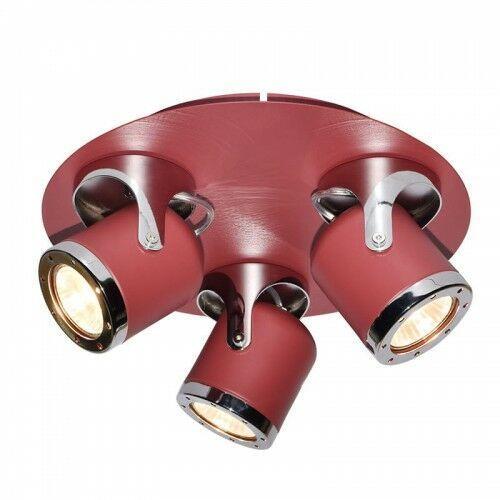 April Czerwona 3xGU10 Spot Rabalux 5039 (5998250350394)