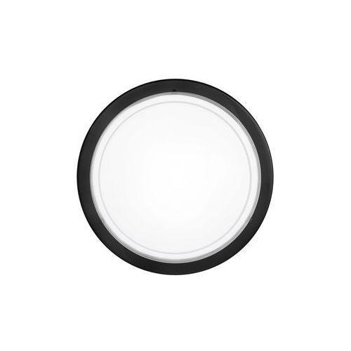 Eglo Plafon planet 1 60w e27 czarny 83159 (9002759831592)
