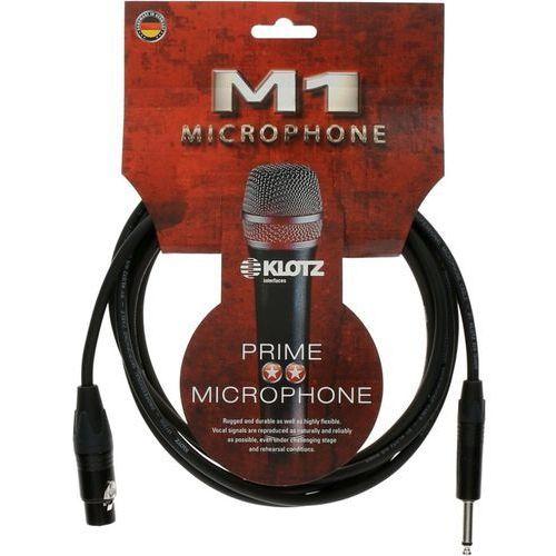 m1fp1n0300 kabel mikrofonowy xlr/jack 3 m marki Klotz