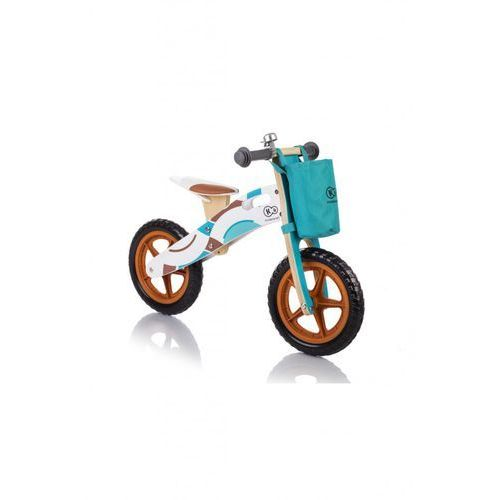 Rowerek biegowy Runner Adventure z akcesoriami - KinderKraft (5902533905201)