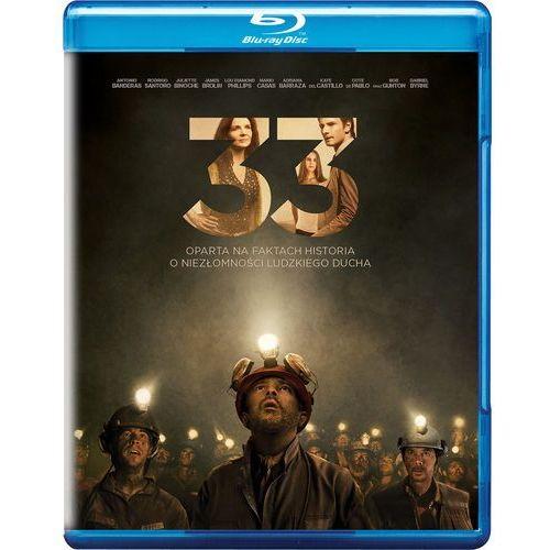 33 (Blu-Ray) - Patricia Riggen (7321999340711)