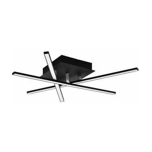 Eglo lasana 3 99315 plafon lampa ścienna/sufitowa 10,5w led czarny/biały (9002759993153)