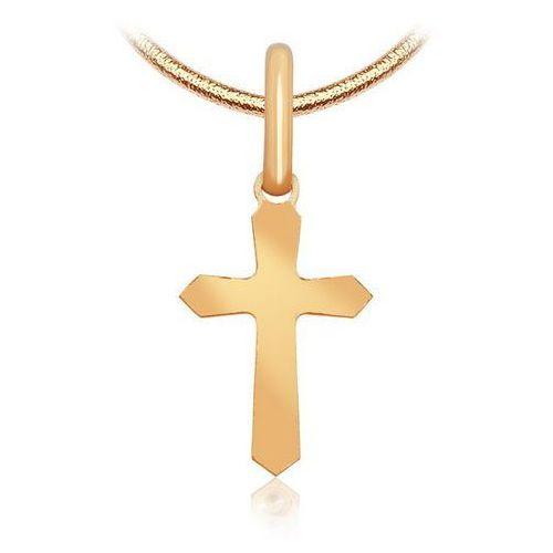 Złoty krzyżyk WZX0429