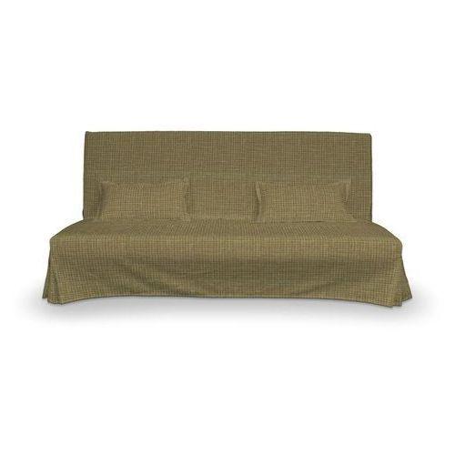 Dekoria Pokrowiec niepikowany na sofę Beddinge i 2 poszewki, groszkowy zielony, sofa Beddinge, Living, kolor zielony